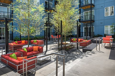Artisan Twickenham Square Outside Lounge