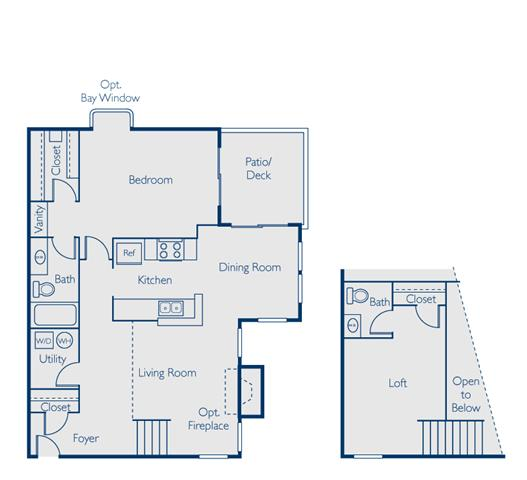 Fairfax Square Apartments: Download Our Floor Plan Ebrochure Today
