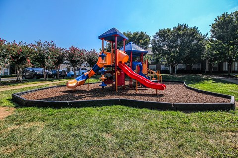 Fortress Grove Apartments Playground