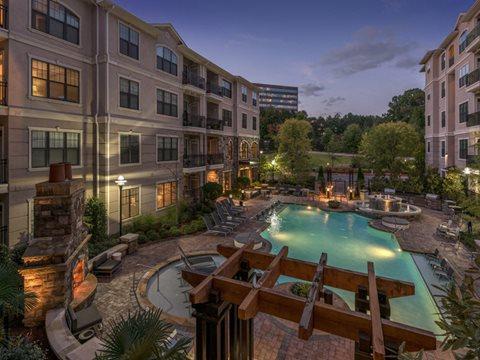 Bell Vinings Atlanta Ga Bell Apartment Living