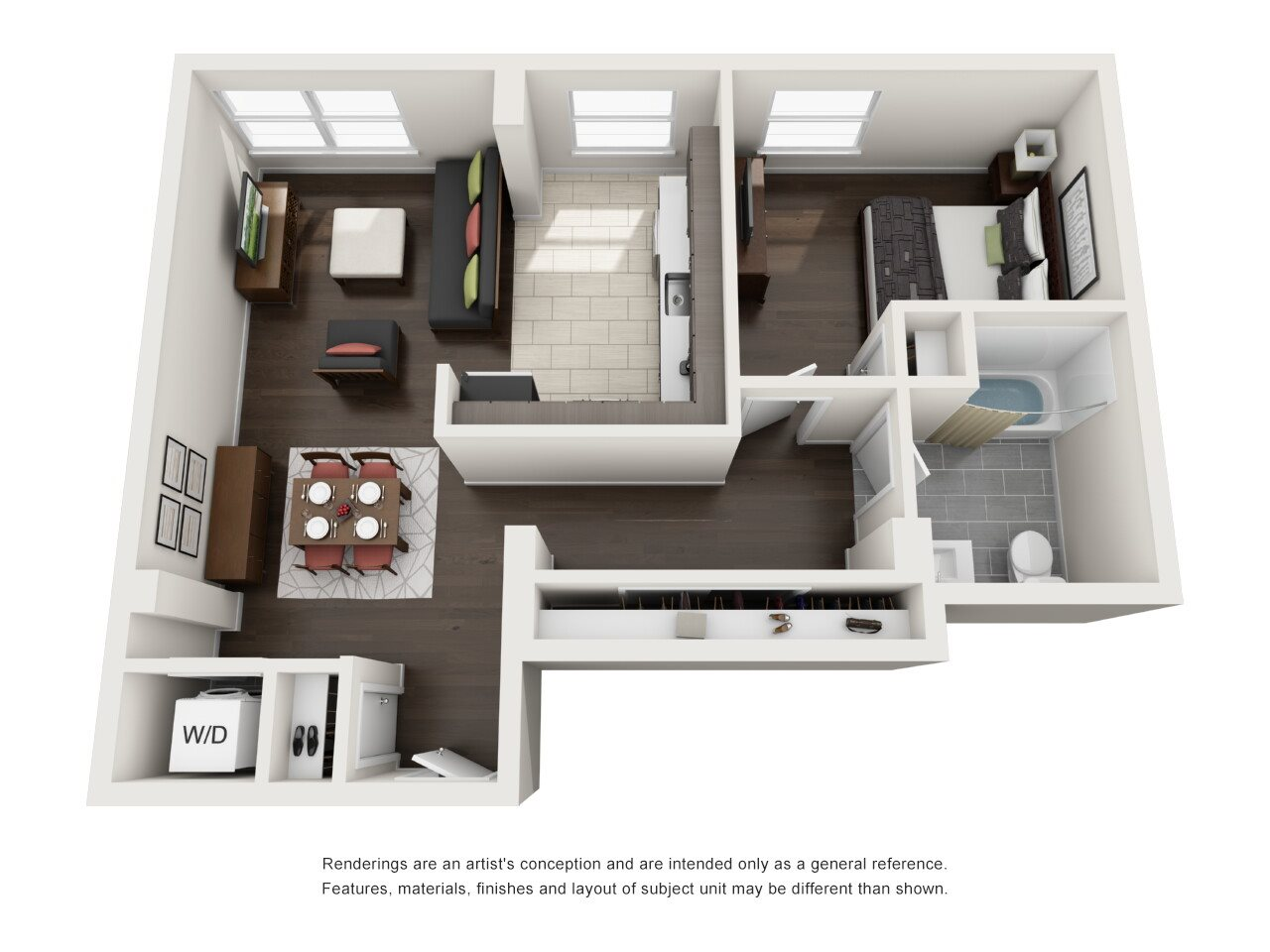 A1A Floor Plan 5