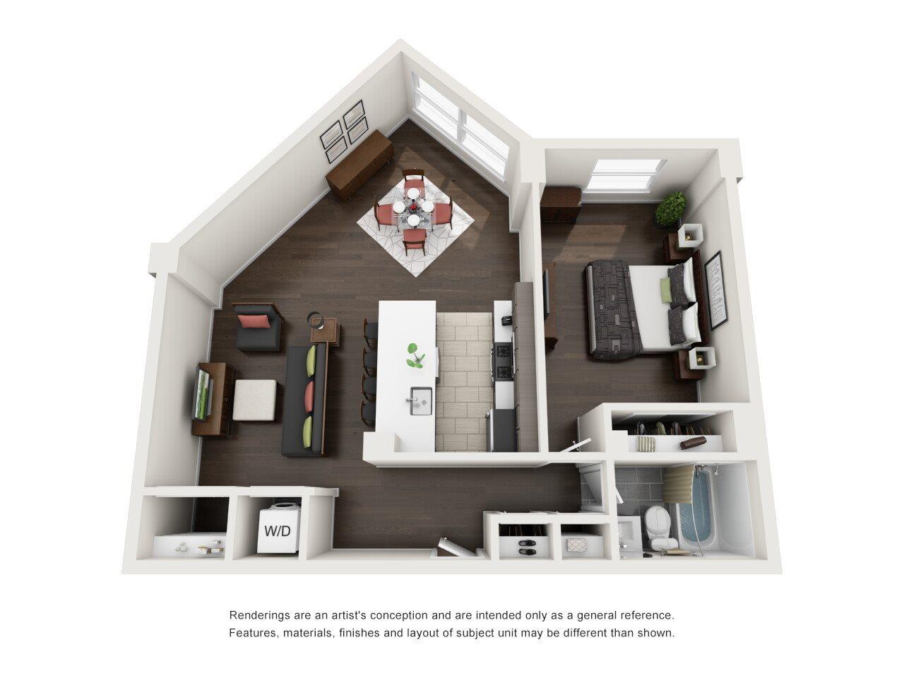 A1C Floor Plan 7