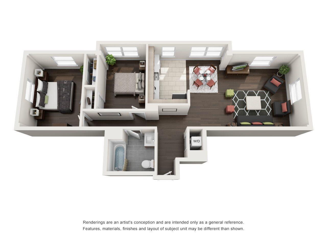 B1B Floor Plan 11