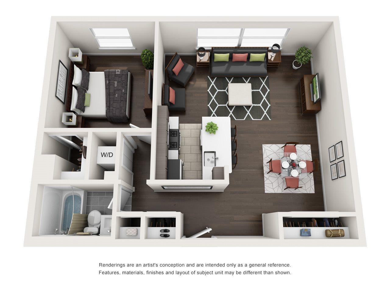 A1B Floor Plan 6