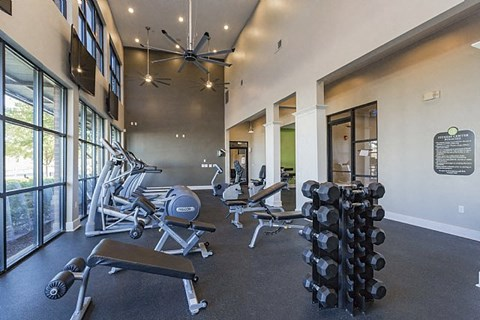 Dwell at McEwen Fitness Equipment