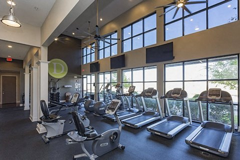 Dwell at McEwen Fitness Treadmills