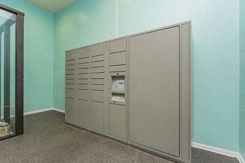 Dwell at McEwen Lockers