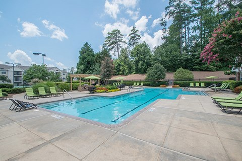 Legacy Mill Pool View