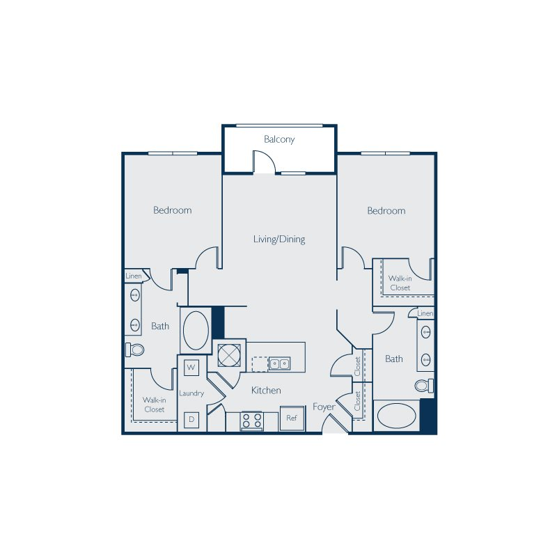 Banister Floor Plan 5