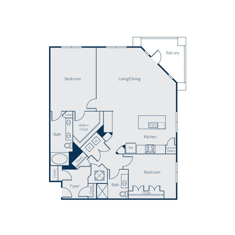 Barrington Floor Plan 8