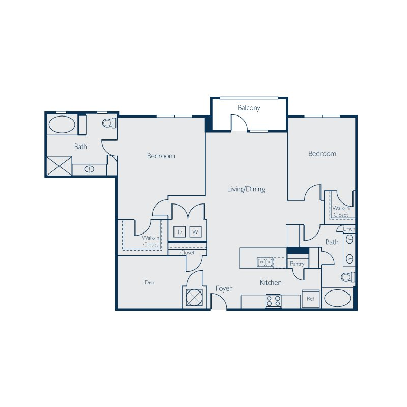 Caney Floor Plan 7