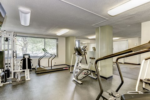 Sherwood Fitness Center