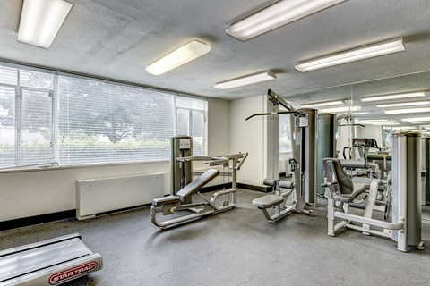 The Stratford at Southern Towers Fitness Center