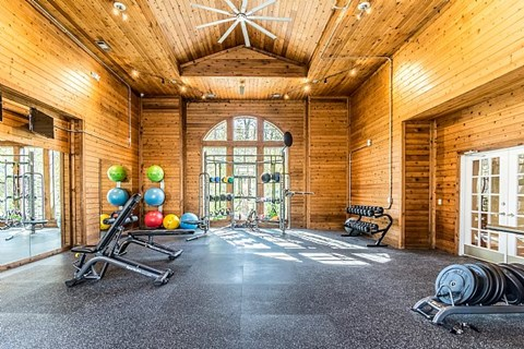 The Greens at Tryon Fitness Center
