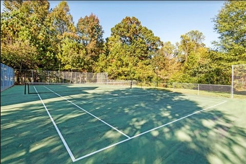The Greens at Tryon Tennis Court