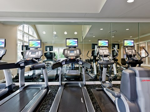 The Trails at Short Pump Fitness Center