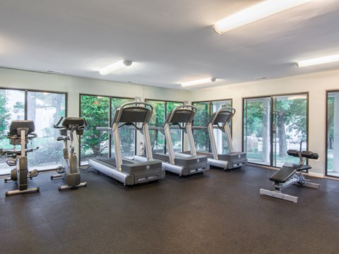 The Villages at West Laurel Fitness Center