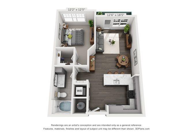 A1-1 Floor Plan 3