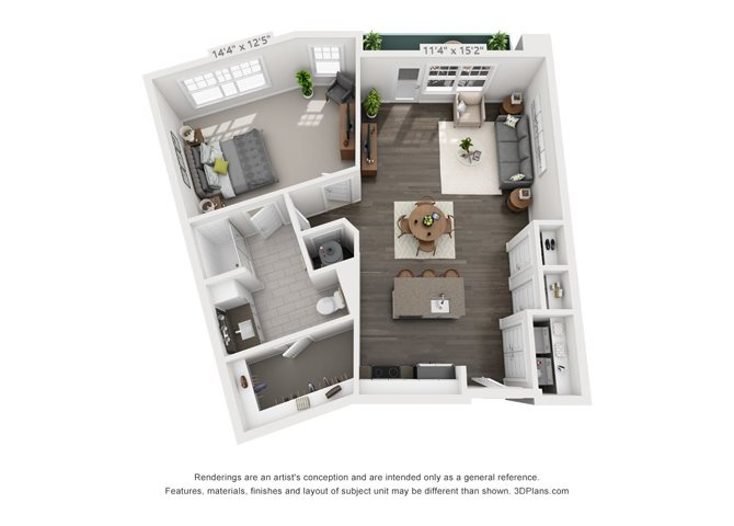 A4-1 Floor Plan 6