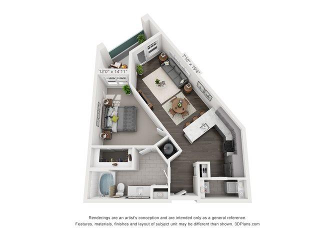 A5-1 Floor Plan 7