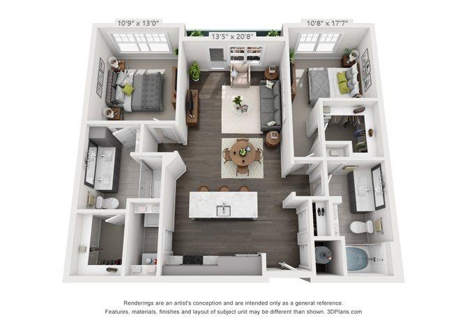 B5-1 Floor Plan 13