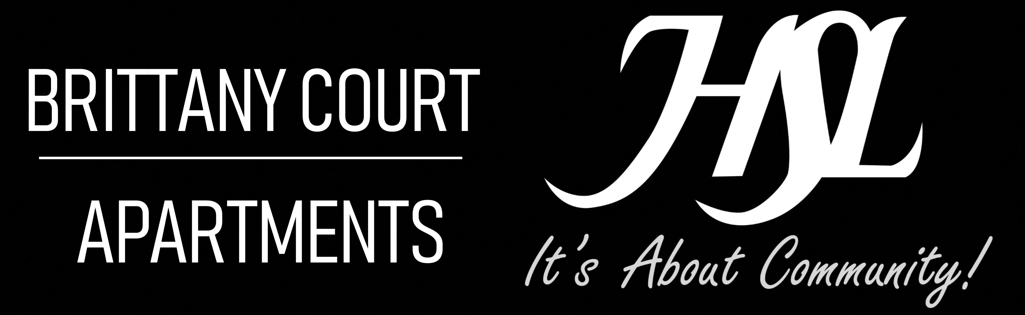 Brittany Court Apartments Logo