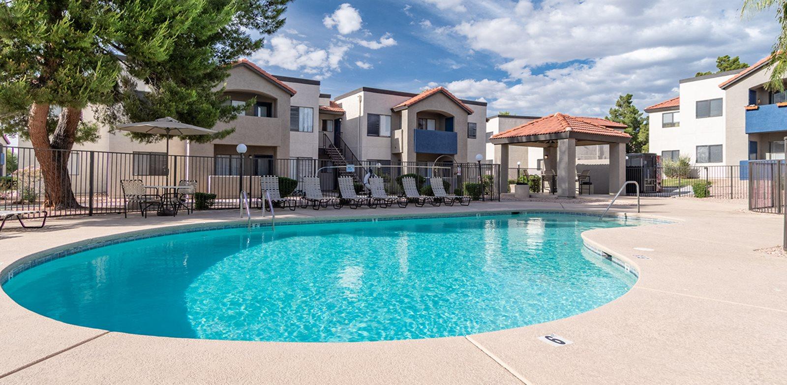 Cantera Apartments In Tucson Az