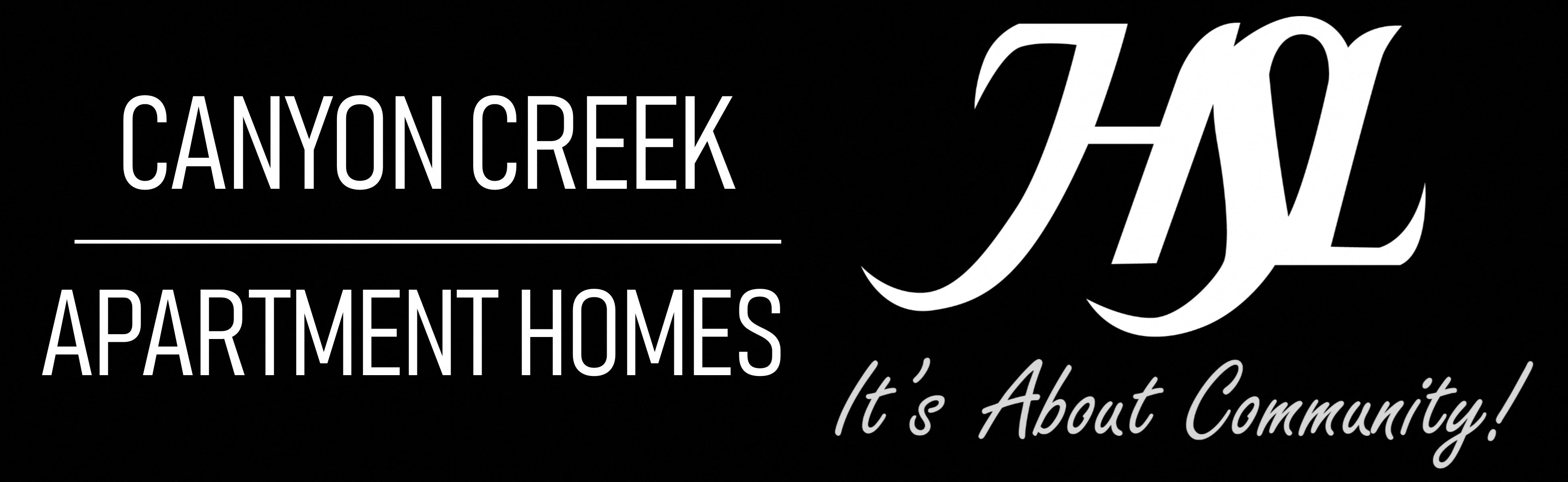 Canyon Creek Apartment Homes Logo