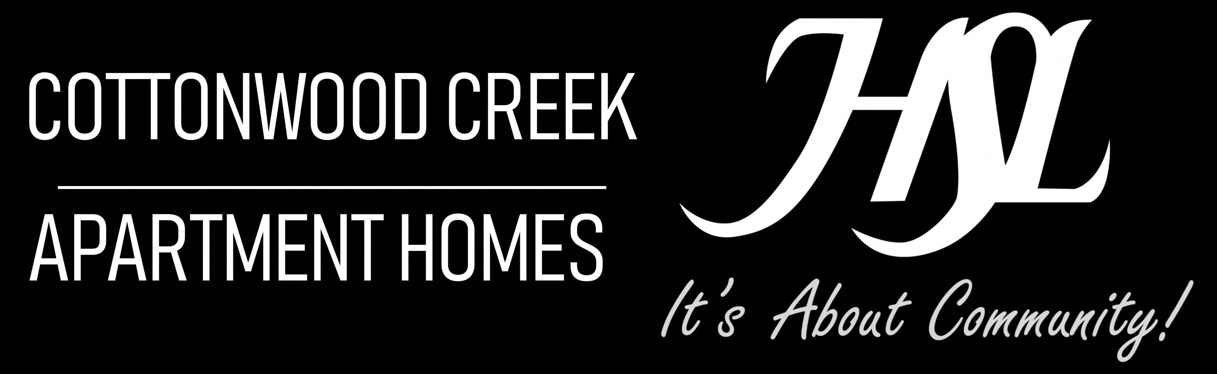 Cottonwood Creek Logo