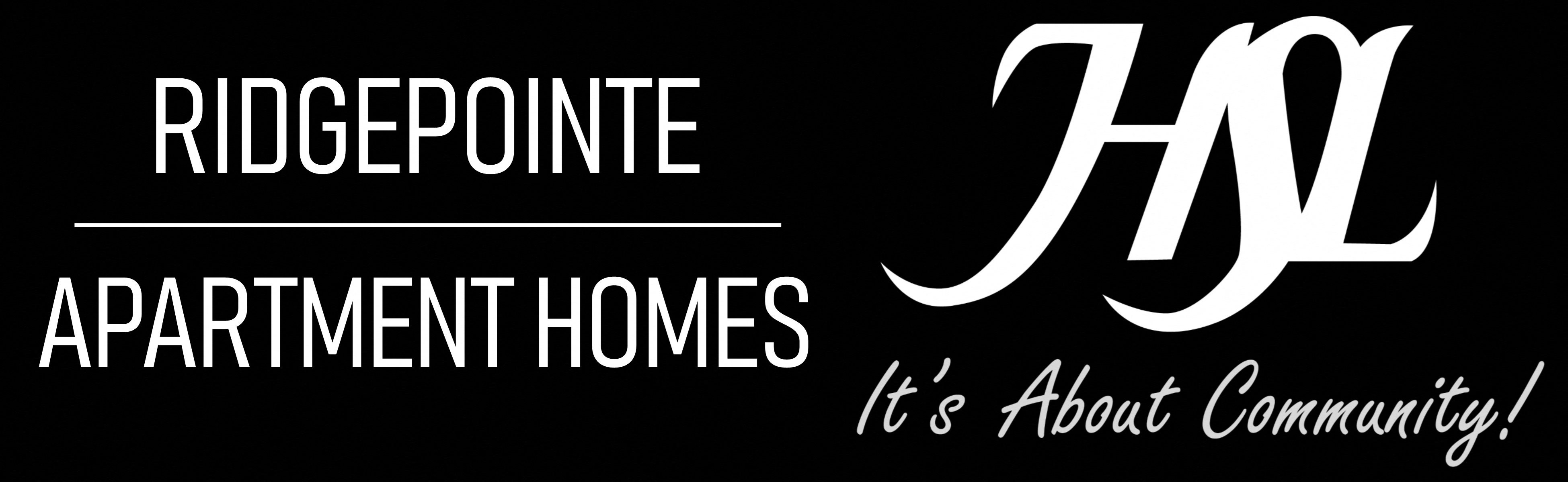 Ridgepointe Apartment Homes Logo