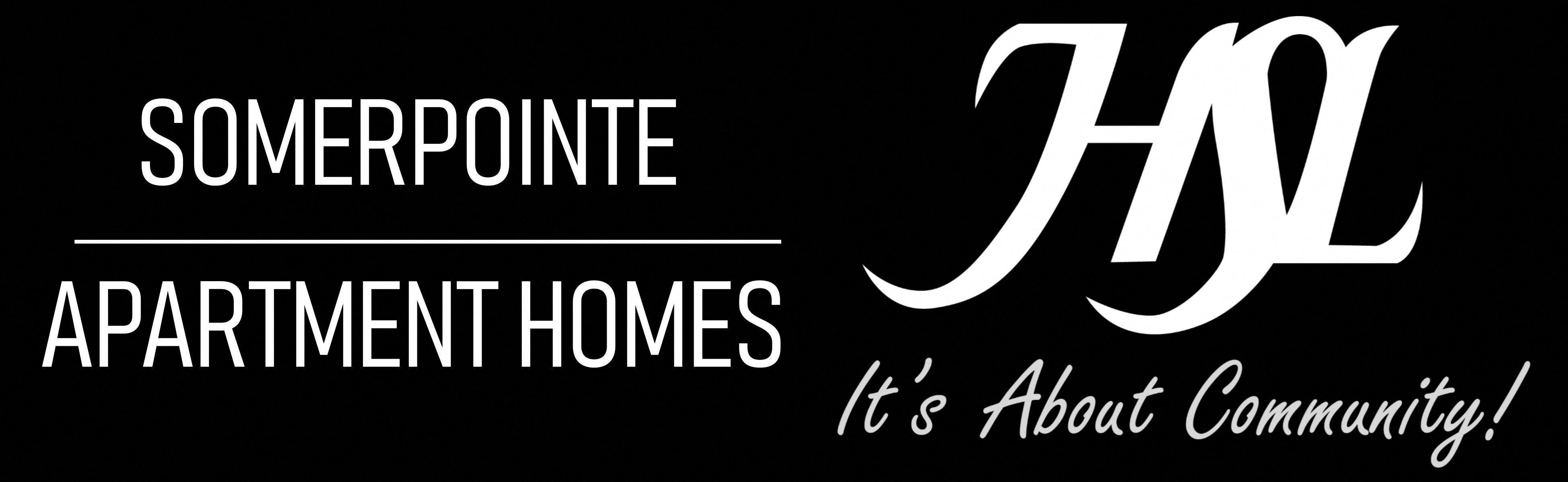 Somerpointe Apartment Homes Logo