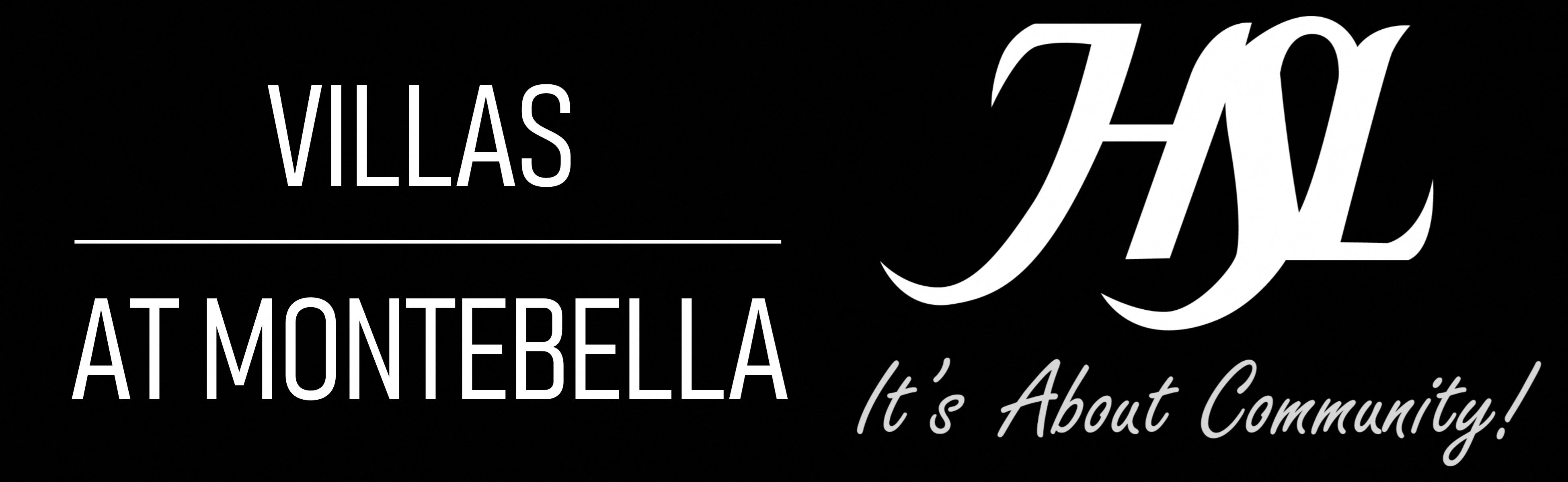 Villas at Montebella Logo