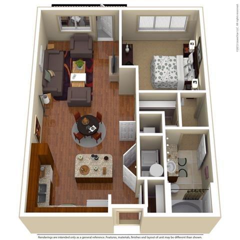 A1B Floor Plan 3