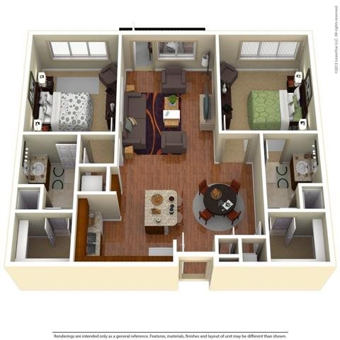 B2A Floor Plan 8
