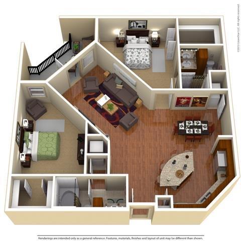 B2F Floor Plan 11
