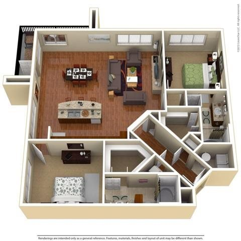 B2G Floor Plan 12