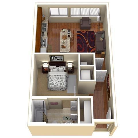 S1A Floor Plan 1