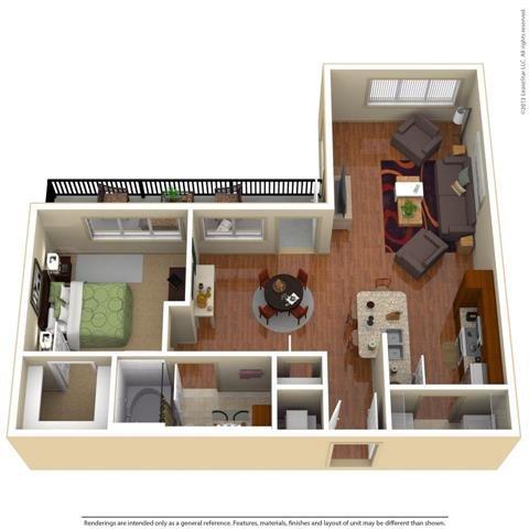 A1D Floor Plan 5
