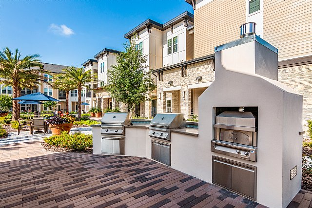 The Alexander At Sabal Point Apartments In Longwood Fl