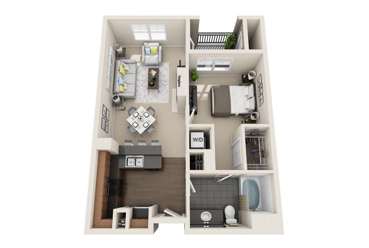 floor plans of bell denver tech center in denver co