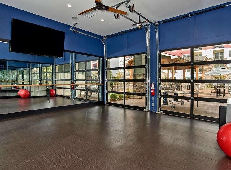Enclave at Cherry Creek - 24-hour yoga/pilates studio and virtual fitness