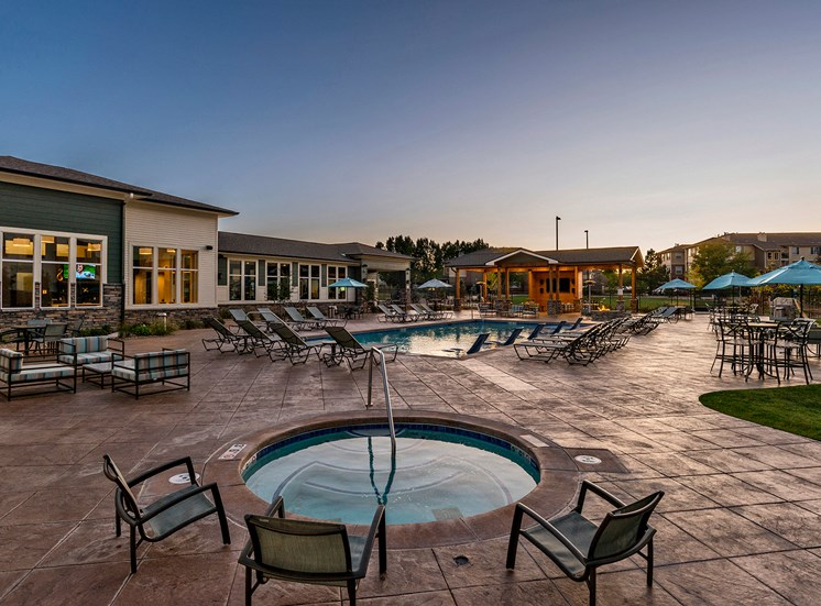 Enclave at Cherry Creek - Spa