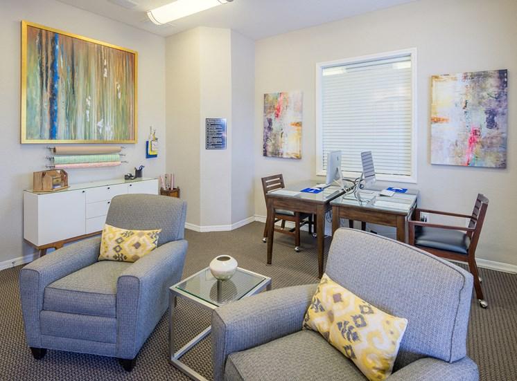 Park Del Mar - Comfortable resident business center