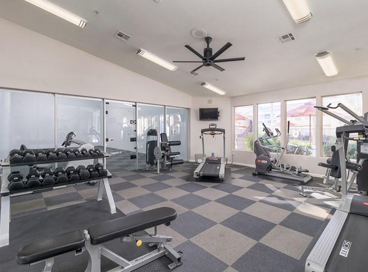 Arrowhead Landing Apartments 24-hour fitness center