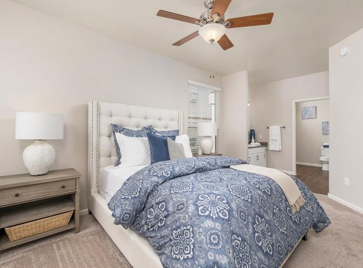 Arrowhead Landing Apartments ceiling fans