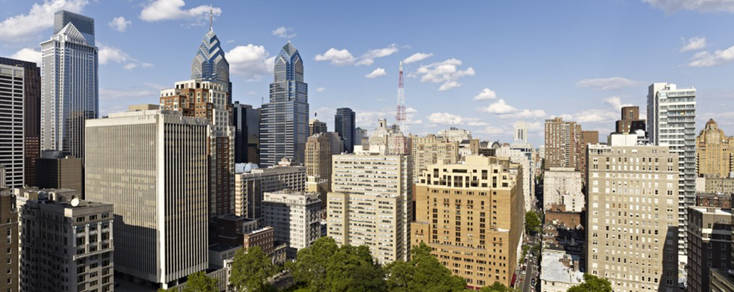 Philadelphia banner 1