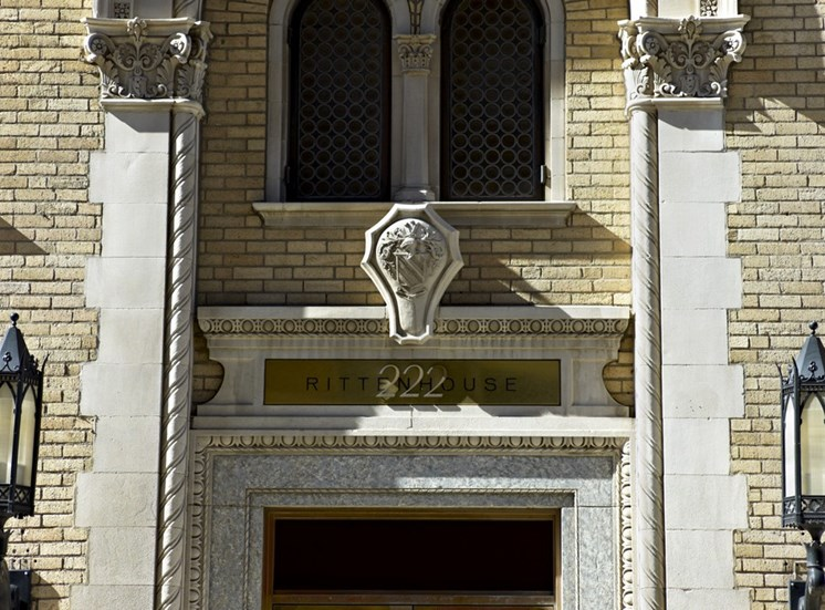 222 Rittenhouse - Outdoor building embellishments