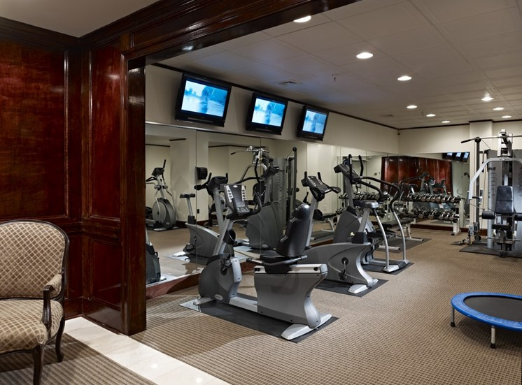 222 Rittenhouse - State-of-the-art fitness center