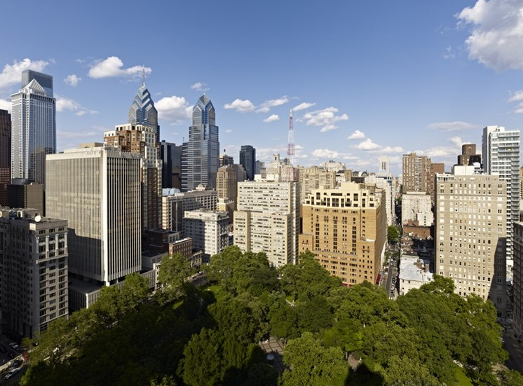 222 Rittenhouse - Breathtaking daytime views