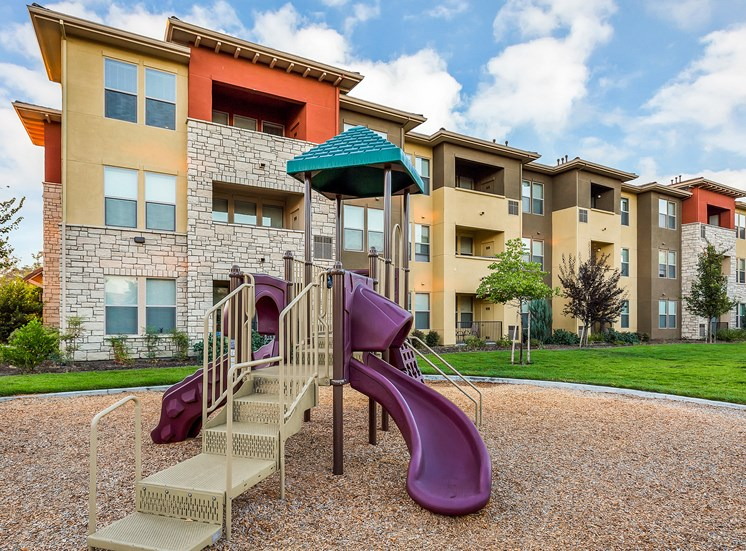 Quinn Crossing Apartments playground